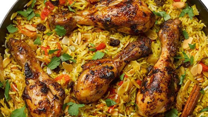 Chicken Biryani takes the top spot for favorite Indian dish in swiggy