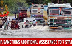 Centre Approves Rs 5,908 Crore Funds to Seven States As Relief For Calamity Damage