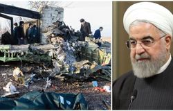 Rouhani Plane Crash Thumb