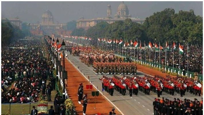 Centre drops Christian hymn from Republic day parade