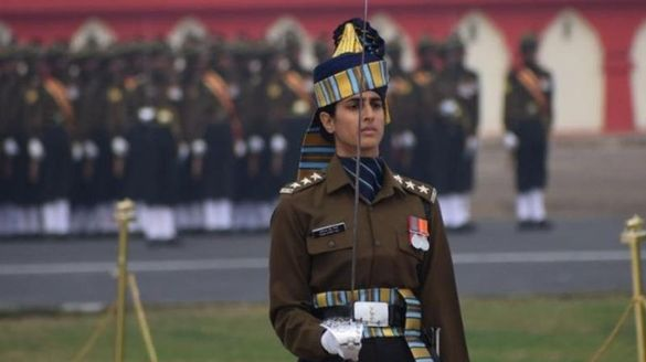 Anand Mahindra Feels This Video Of Captain Tania Shergill Should Trend