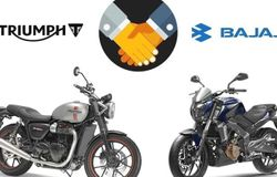 bajaj and triumph merger