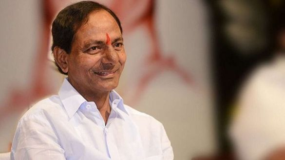 TelanganaCM KCR To Join Dinner hosted to Trump