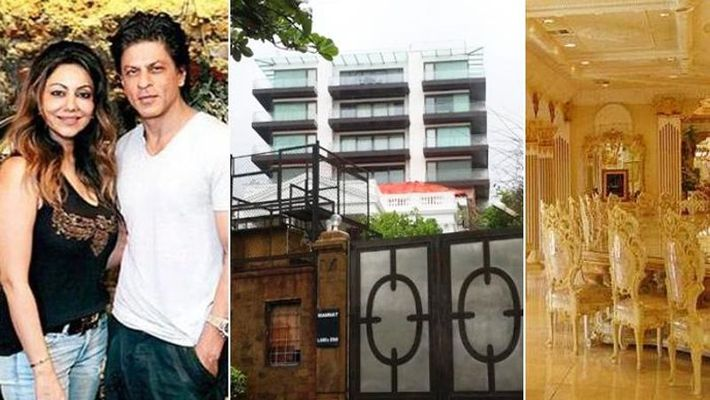 How much for a room in Shah Rukh Khan's house Mannat? Bollywood actor responds