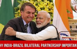India-Brazil Set Target of USD 15 Billion Trade by 2022