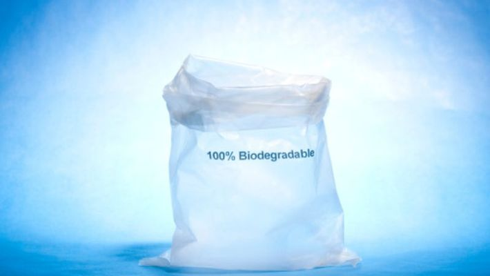 Raipur NIT College Three students invent a biodegradable plastic which is made by maize