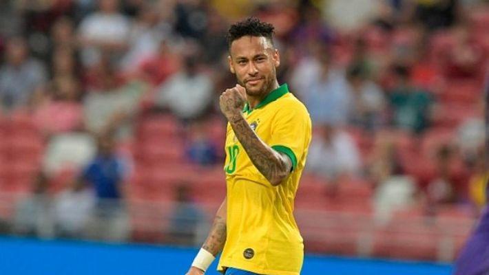 Neymar about Brazil Hopes Qatar 2022