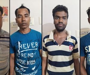 Four illegal immigrants from Bangladesh nabbed in Tamil Nadu