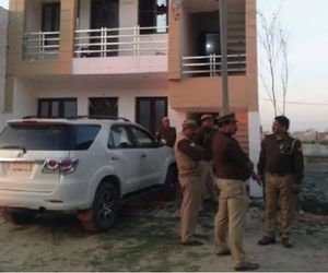 Suspected mastermind of Delhi's biggest robbery shot dead in encounter with Meerut police
