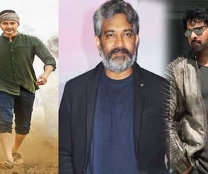 Interesting details about Rajamouli multistarrer with Mahesh and Prabhas