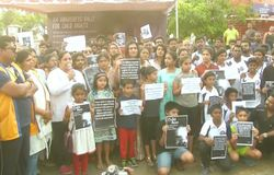 ANTI-CHILD ABUSE RALLY IN CHENNAI SEES HUNDREDS TAKE TO THE STREETS