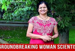 Meet Kusala Rajendran, Who Won India's 1st National Award For Woman Scientist