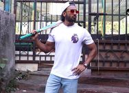 Film 83 star Ranveer Singh knocks it out of the park with his batting skills