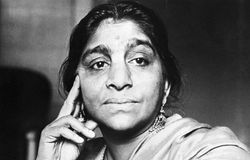 Sarojini Naidu was the first woman to become the governor of an Indian state and president of the Indian National Congress. (Photo: Getty Images)
