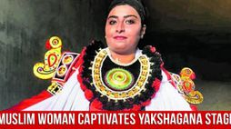 In A First, Karnataka Muslim Woman Captivates Yakshagana Stage