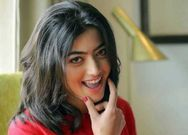 Rumors about Kannada actress Rashmika Mandanna acts with Ram Charan Teja