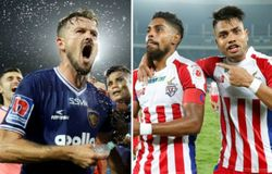 Football, Sports, ISL, Chennaiyin FC, ATK