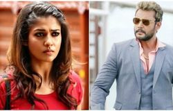 Nayanthara and Darshan