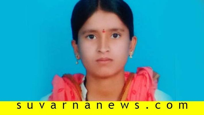Fire Catches To House Mother Baby Dies In Chitradurga