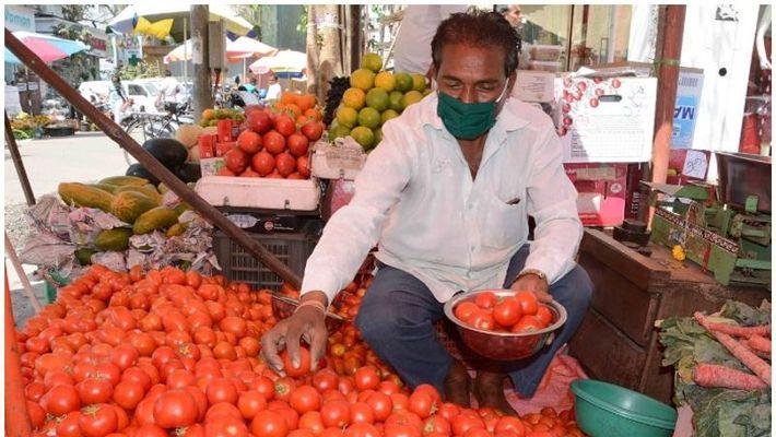 covid 19  vegitable shortage in kerala due to lock down