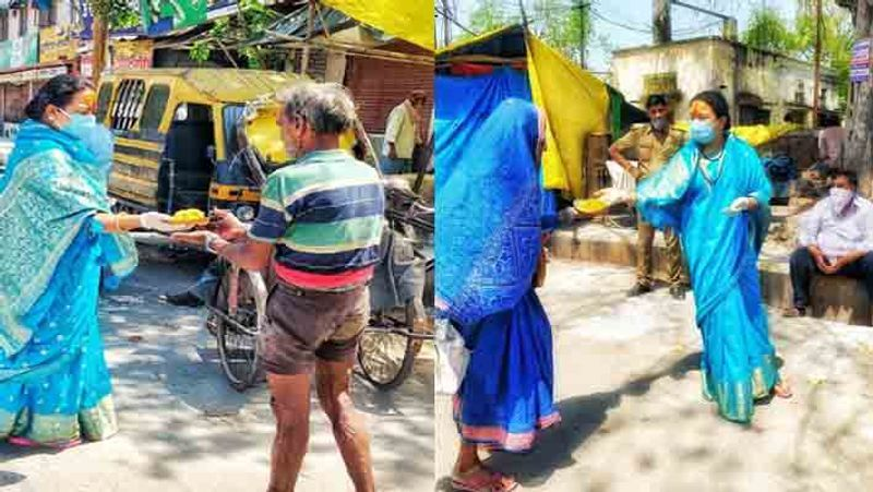 Tina Maa has been distributing food to hundreds of rickshaw pullers, labourers from other provinces and people living here near the railway stations and bus stations. Their aim is to ensure that no person goes hungry. Tina Maa's colleagues have also been working relentlessly to help those in need. About 50 transgenders in Bareilly are providing food to 100 people every day.