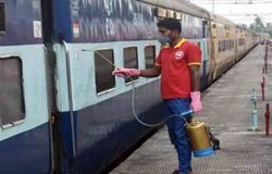 <p>indian railways</p>