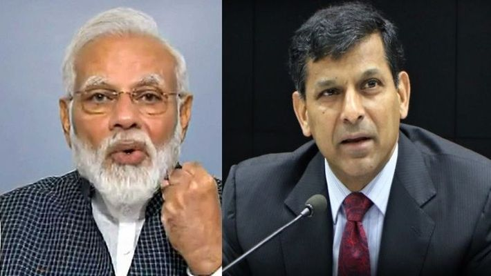 former rbi governor raghuram rajan analyses announcements of self reliant india scheme
