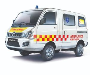Life saving Supro Ambulances to battle against the Covid-19 pandemic