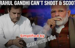 Why Rahul Gandhi must to his homework