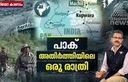 <p>border patrolling with indian army journalist share experience</p>