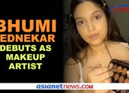 Watch Bhumi Pednekar debuts as makeup artist