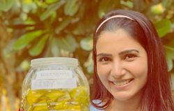 <p>Days ago Samantha Akkineni shared a picture of her organic terrace garden on social media</p>