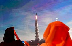 <p>United Arab Emirates launches space mission to Mars from Japan</p>