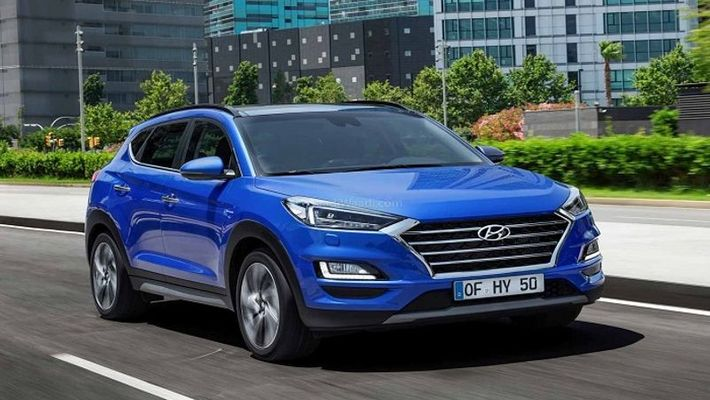 Hyundai Tucson 2020 Facelift Launched in Indian market