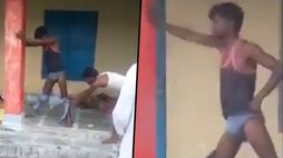 Viral video: Cobra enters man's pants; see what happened as he stood for 7 hours