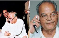 <p>On this day 25 years ago the first mobile phone call was made in India<br /> &nbsp;</p>