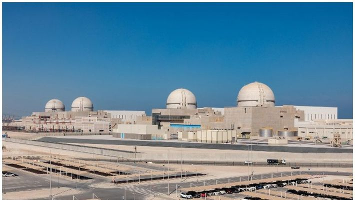 UAE starts up Arab worlds first nuclear plant