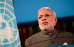 <p>India decides to upgrade diplomatic presence at United Nations</p>
