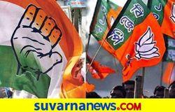 <p>Congress BJP&nbsp;</p>