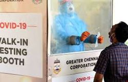 <p>The country's total coronavirus count has reached 31,06,349 including 23,38,036 cured/discharged/migrated cases.</p>