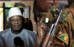 <p>Mali president resigns after detention by military</p>