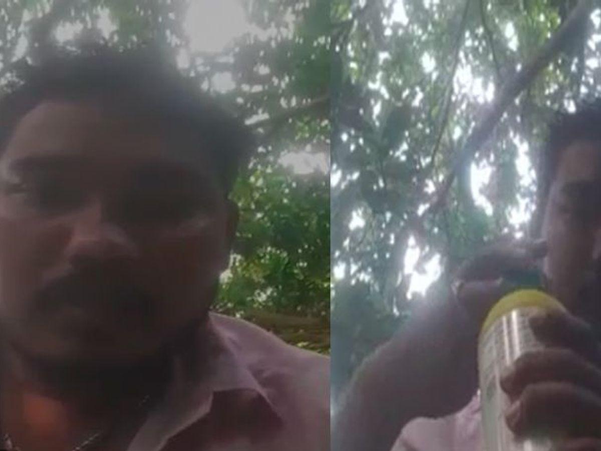 కళ్యాణ్ జ్యూవెలర్స్ మేనేజర్ ఆత్మహత్య-నేరవార్తలు