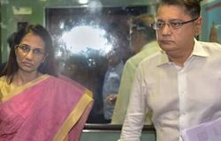 <p>ICICI Bank, Chanda Kochhar</p>