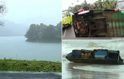 <p>Heavy Rain in Kerala</p>