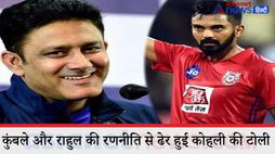IPL 2020: Virat Kohli s team collapsed due to this strategy of Punjab coach Anil Kumble KPV