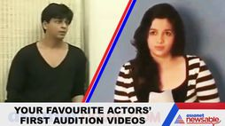 Shah Rukh Khan to Alia Bhatt: Bollywood actor's first audition videos - gps