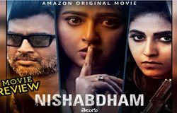 <p>Nishabdham review</p>