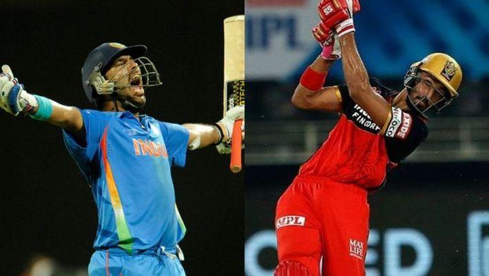 IPL 2020: Devdutt Padikkal gives an impressive reply at Yuvraj Singh's Tweet-shl