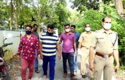 <p>north indian chain snatching gang caught by kerala police</p>