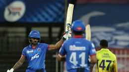 delhi capitals beat csk by five wickets and again got first place in points table in ipl 2020